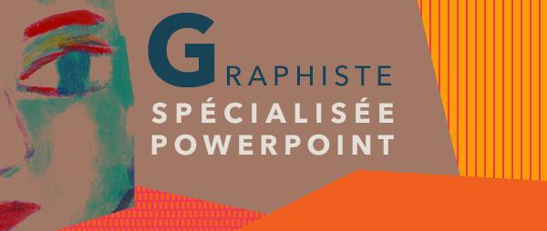 graphiste spécialisée powerpoint